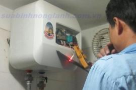 Báo Giá Dịch Vụ Sửa Bình Nóng Lạnh Tại Nhà